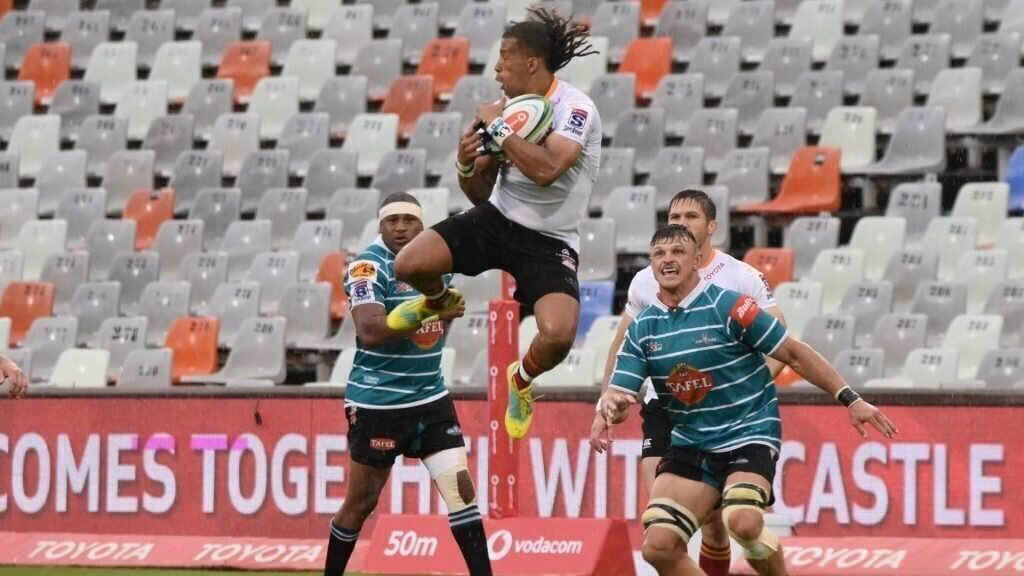 Cheetahs' late surge floors Griquas