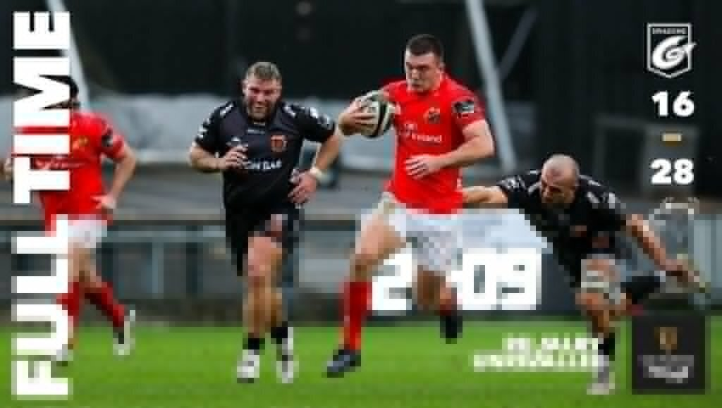 Clinical Munster continues to set the pace