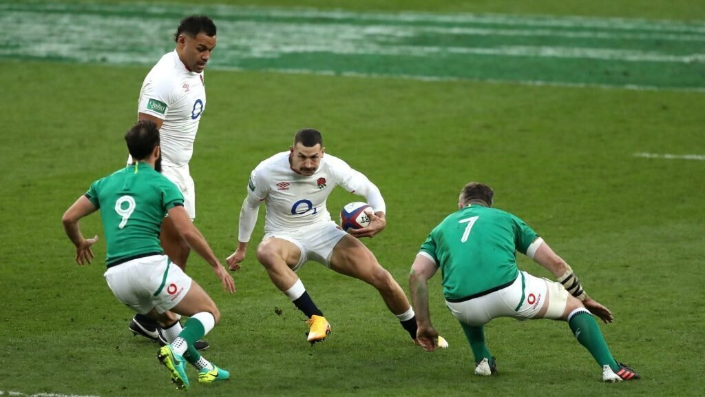 May double steers England to win over Ireland