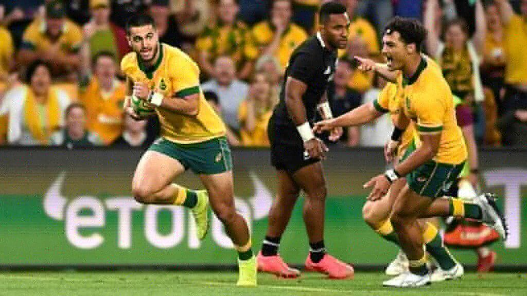 Dream Debut for Aussie Wing Wright