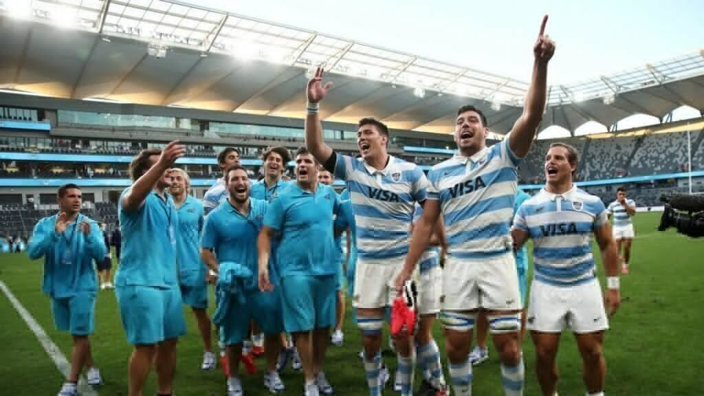 VIDEO: The day Los Pumas shock All Blacks and the World