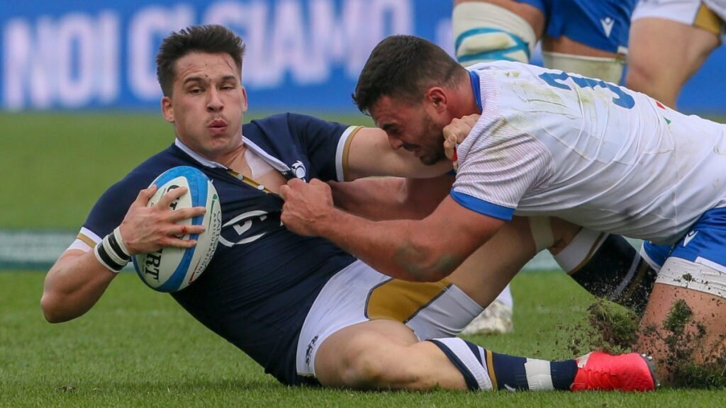 Players Ratings: Job done for Scots