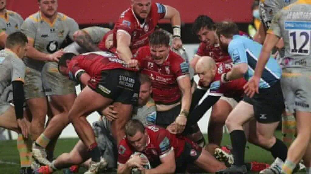 Gloucester bag bonus-point win over Wasps