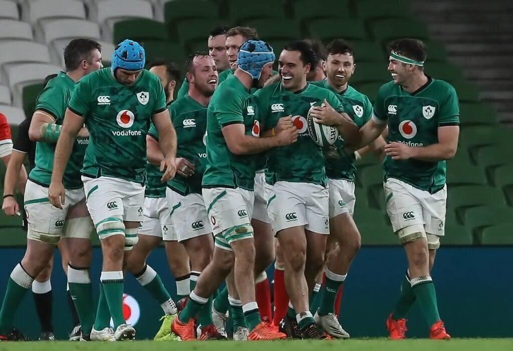 Player Ratings: Irish dominance