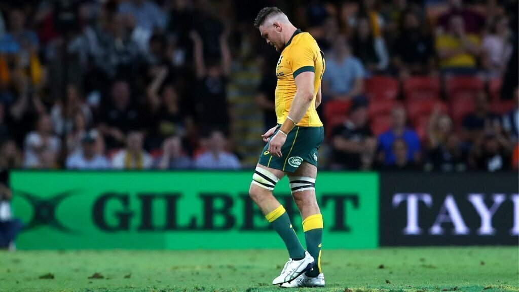Wallaby gets four-week suspension