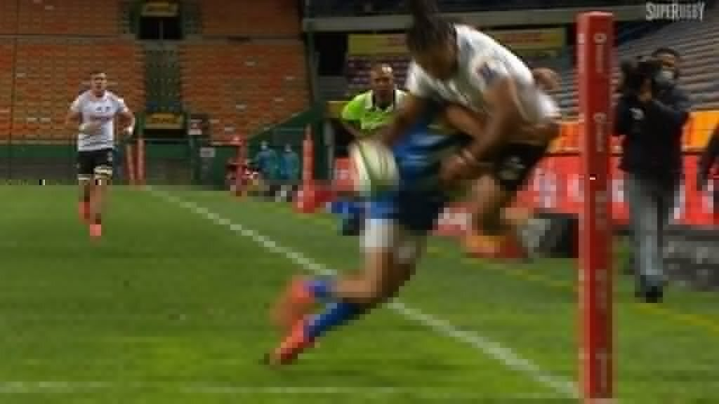 VIDEO: Specman's spectacular solo try against Stormers