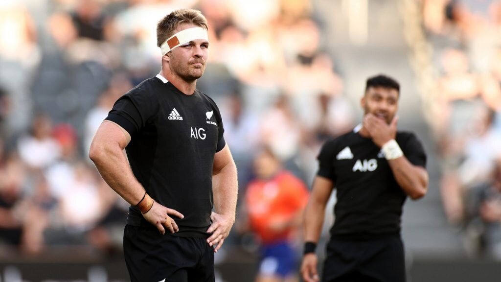 All Blacks receive shocking injury news on their captain