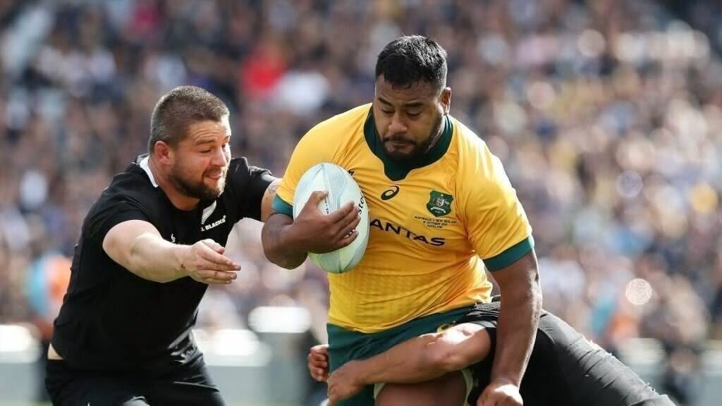 All Black star surprised by Wallabies' strange selection