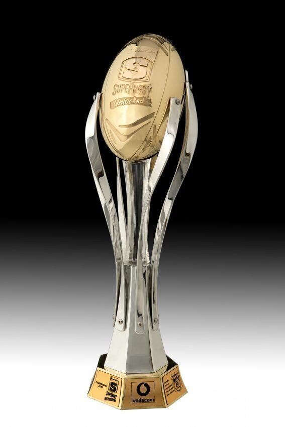 VIDEO: Super Rugby Unlocked trophy revealed