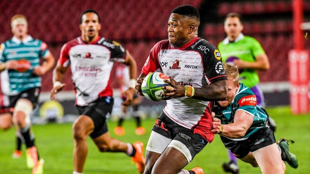 Lions have a 'world-class attacker'