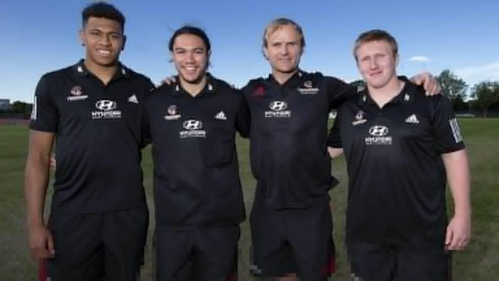 Kiwis reveal Aotearoa squads