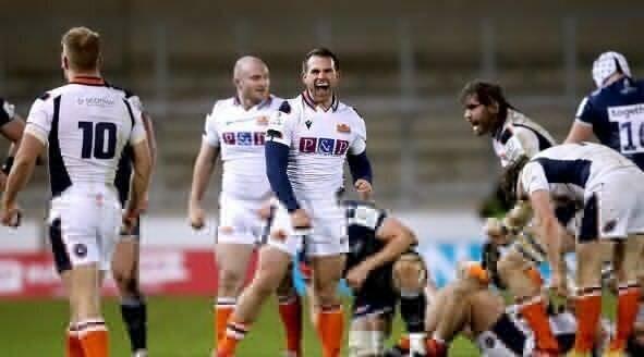 Edinburgh edge out Sale Sharks for crucial away win