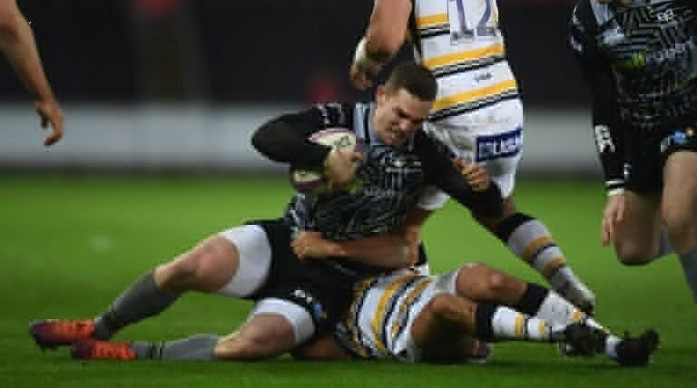 Late North try sinks Worcester