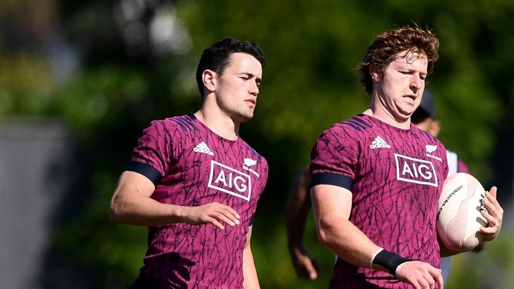 All Black's Super Rugby Aotearoa player to watch