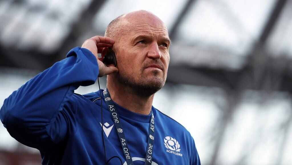 Scotland coach has no fear of his South African 'foreign legion'