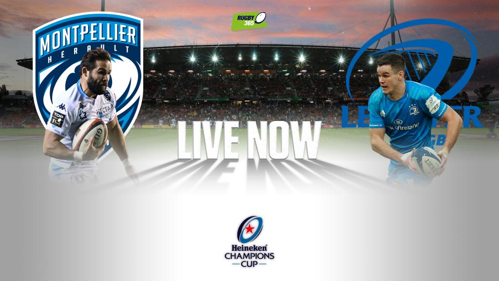 RECAP: Montpellier v Leinster