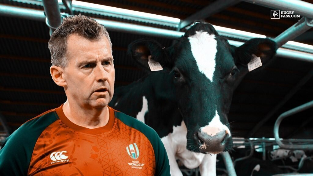 Nigel Owens about demons and saving a life