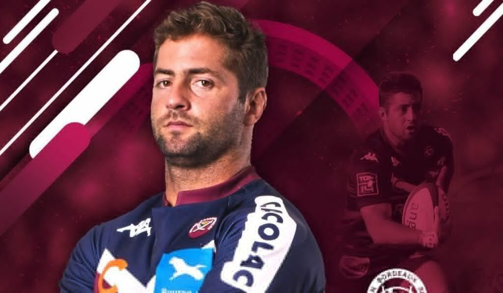 Pumas wing signs on for more with Bordeaux-Begles