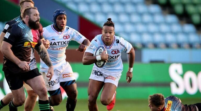 Racing masterclass leaves Quins in tatters