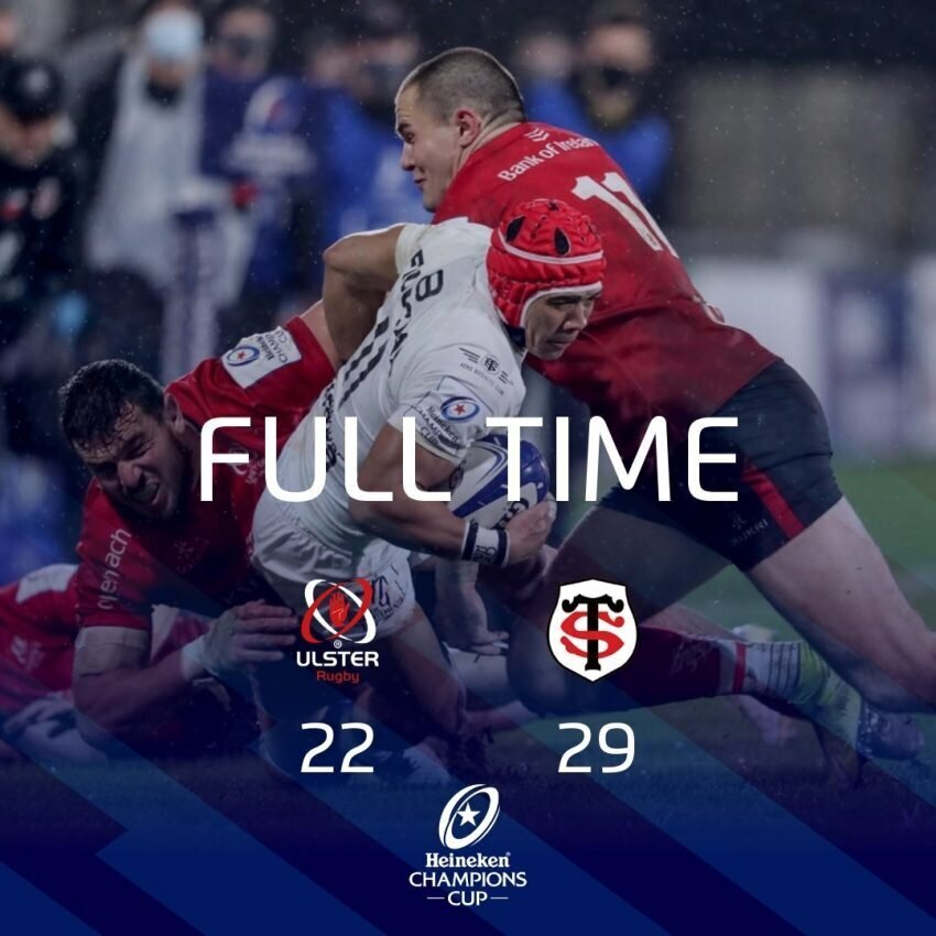 Ulster versus Toulouse