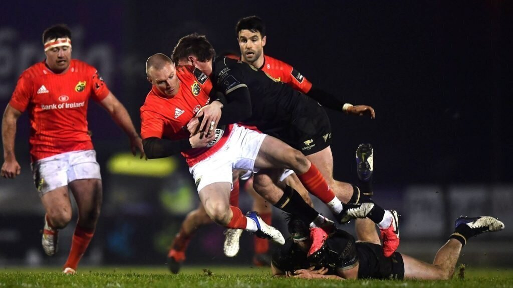Munster return to winning ways in Galway