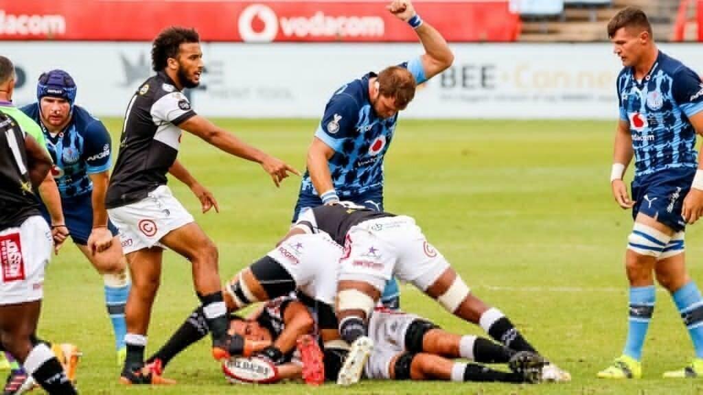 Bulls crowned Currie Cup champions after extra-time try