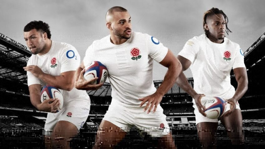 England's 2021 round one Six Nations kit