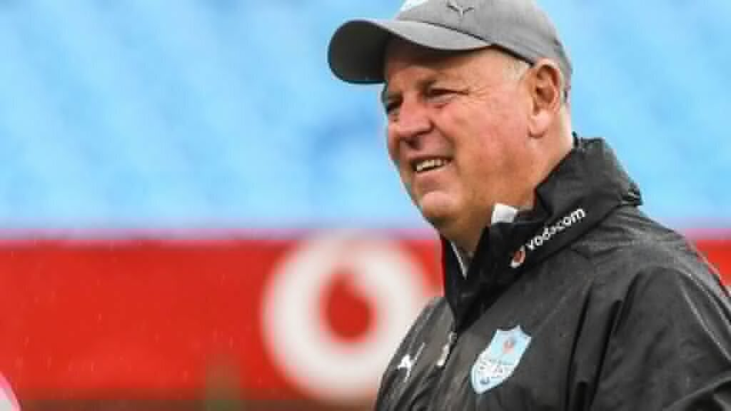 White warns of different challenge against Lions