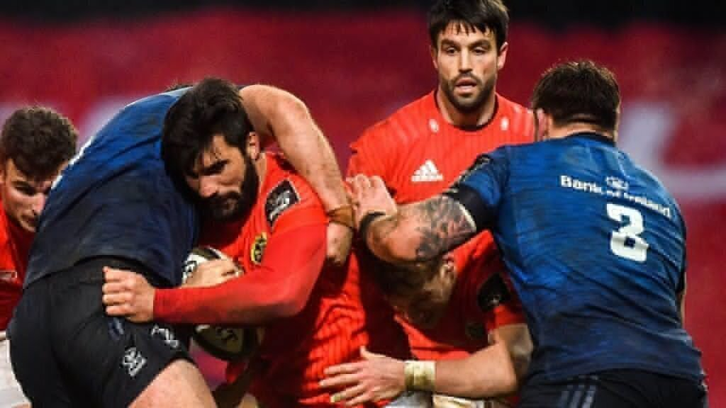 'It hurts incredibly' says Van Graan about Leinster loss