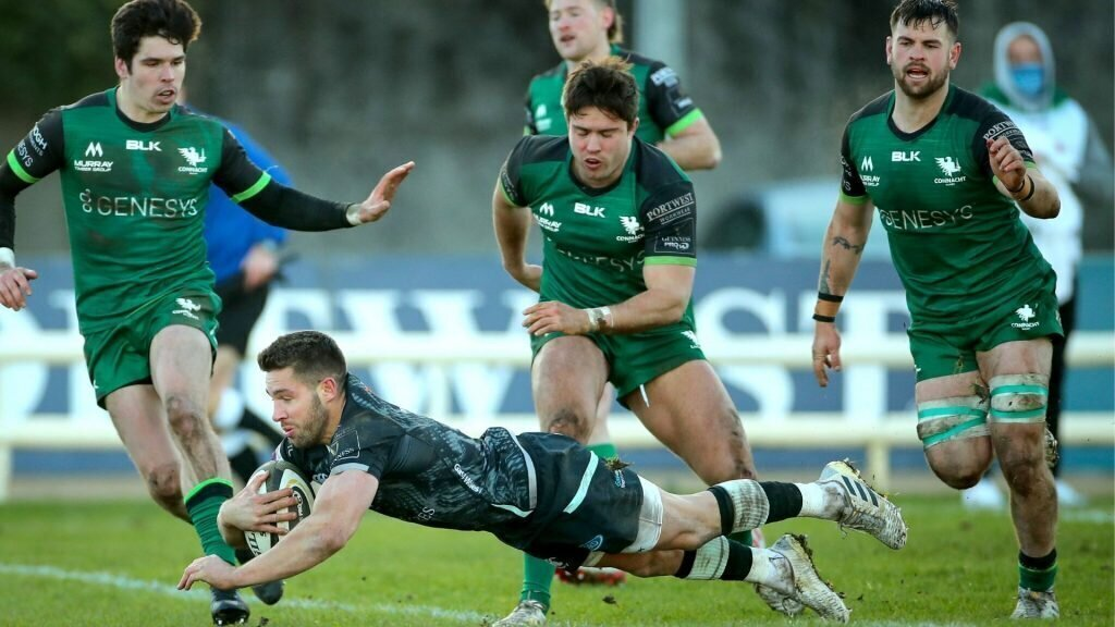 Wales discard steers Ospreys to win over Connacht