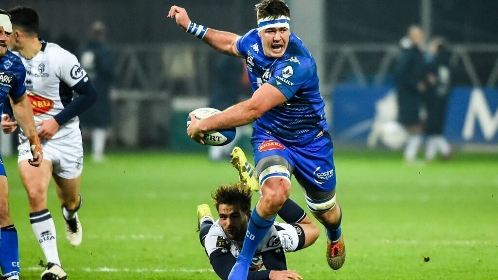 Former Bulls lock eyes Springboks call-up