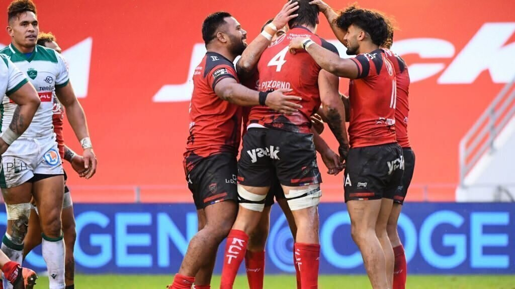 COVID cases at Toulon sees postponement of Top 14 match