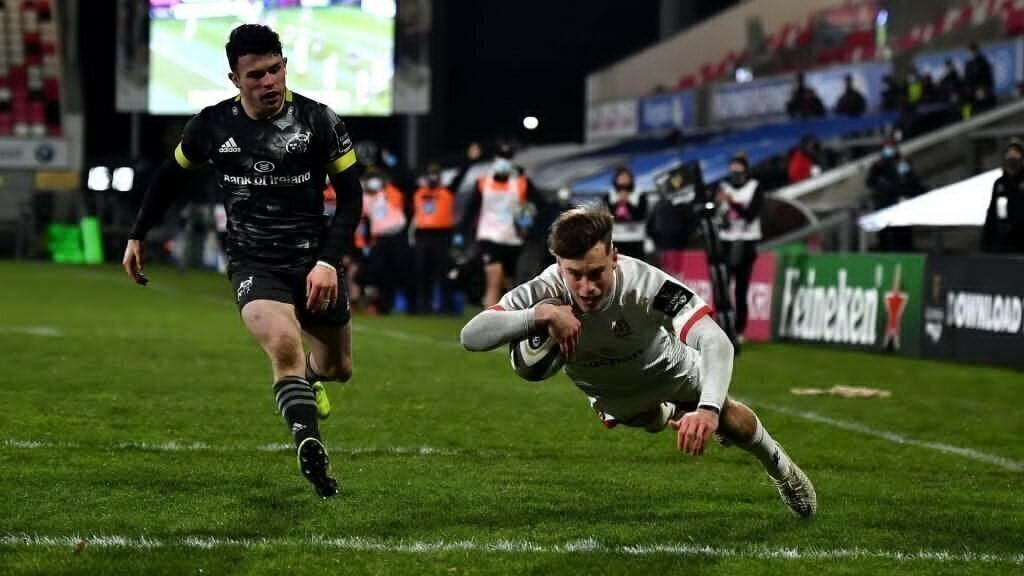 Ulster remain unbeaten with hard-fought win over Munster