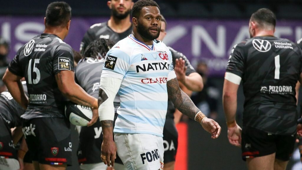 VIDEO: Vakatawa's in-goal shocker against Toulon