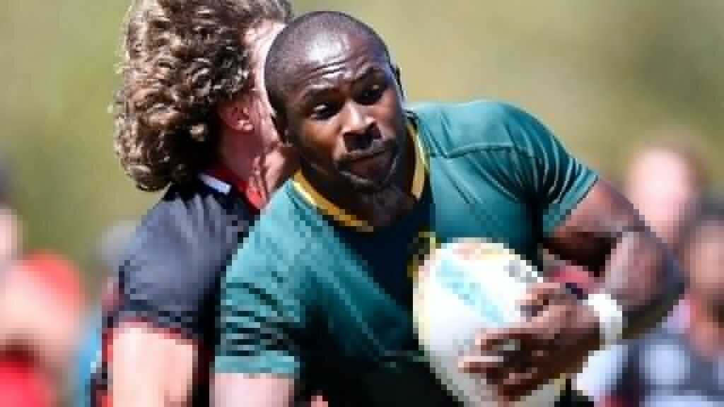 BlitzBoks coach pleased with 'second prize'