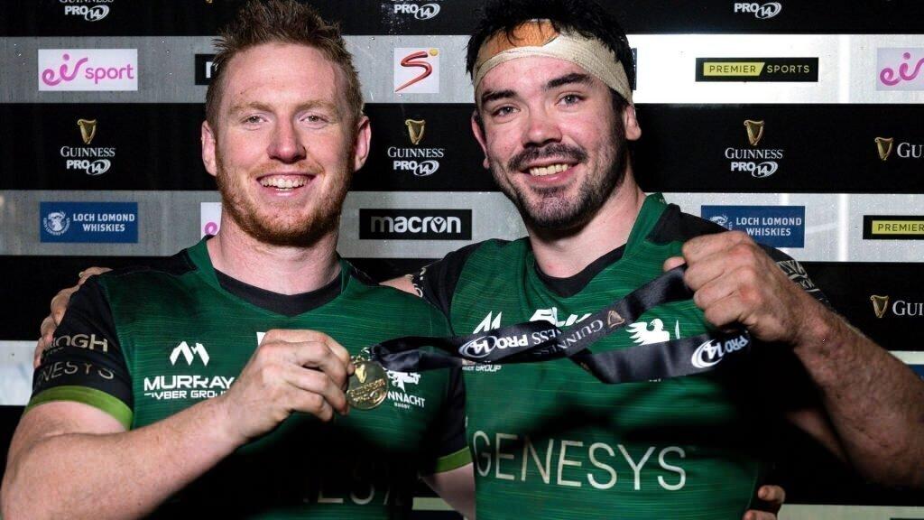Connacht keep play-off hopes alive