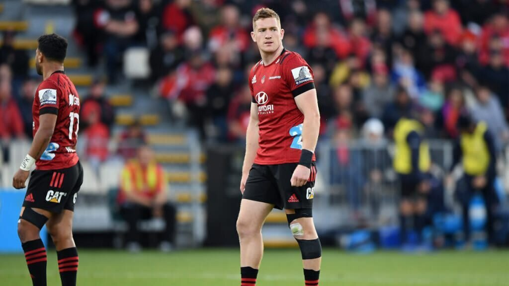 Rookie takes centre stage in All Blacks-laden Crusaders side