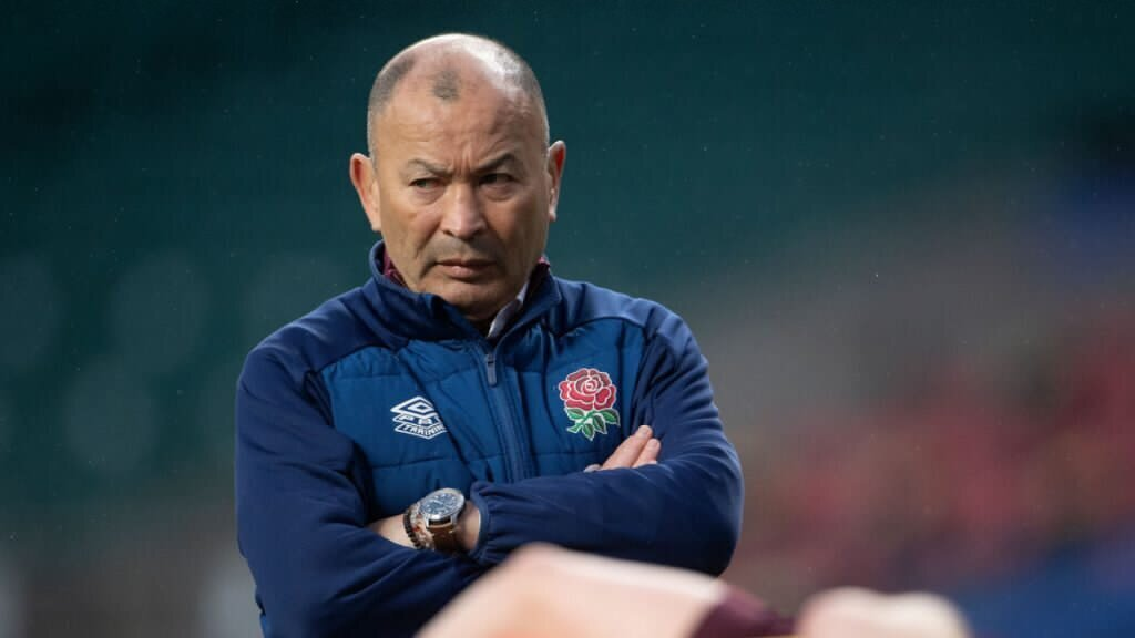 World Cup hero supports Eddie Jones