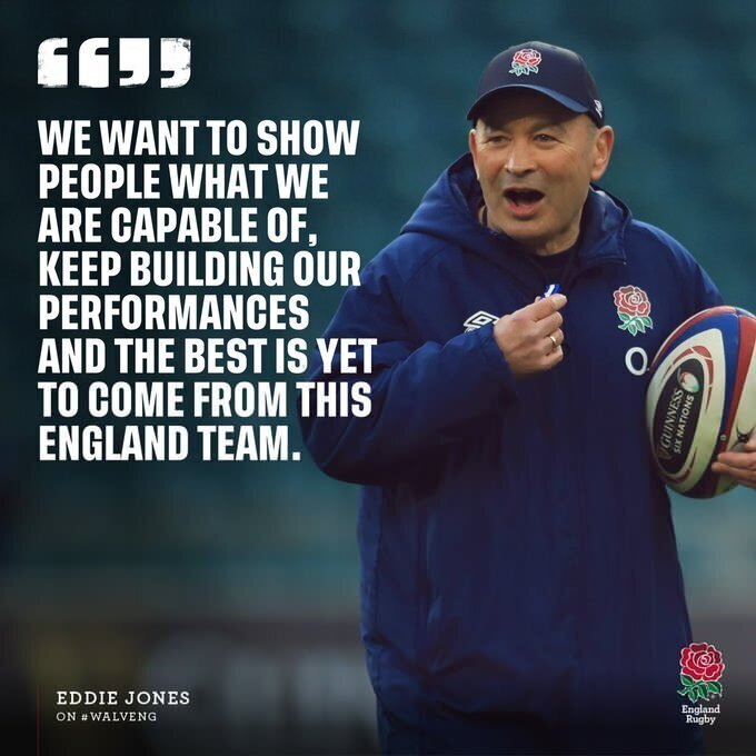 Eddie Jones turns to soccer for England answers