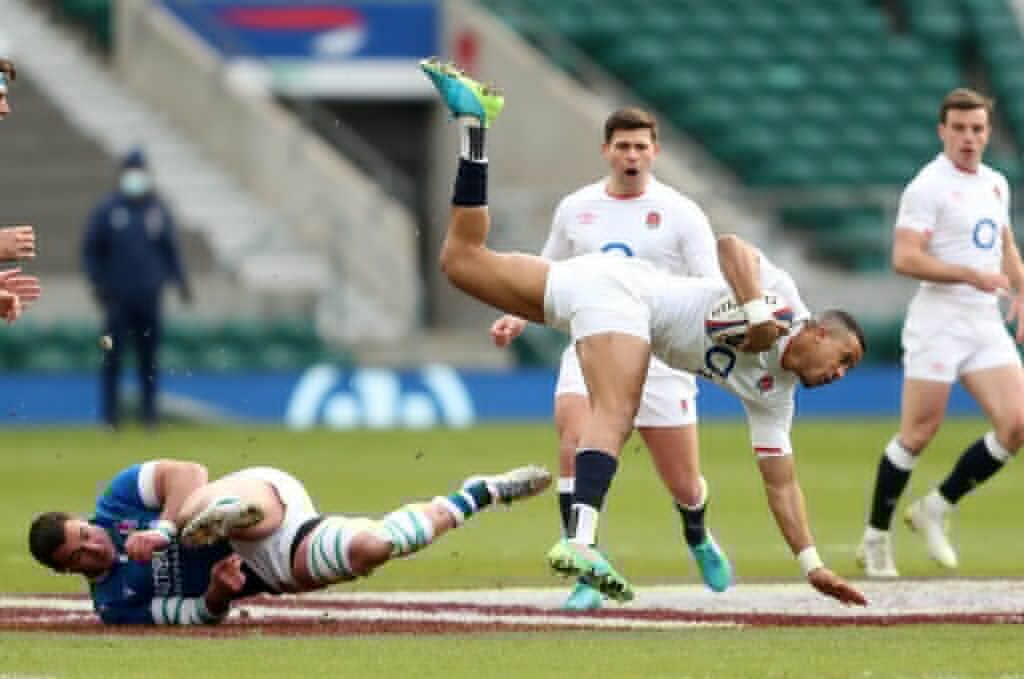 Jones gives reason behind England's lack of aggression