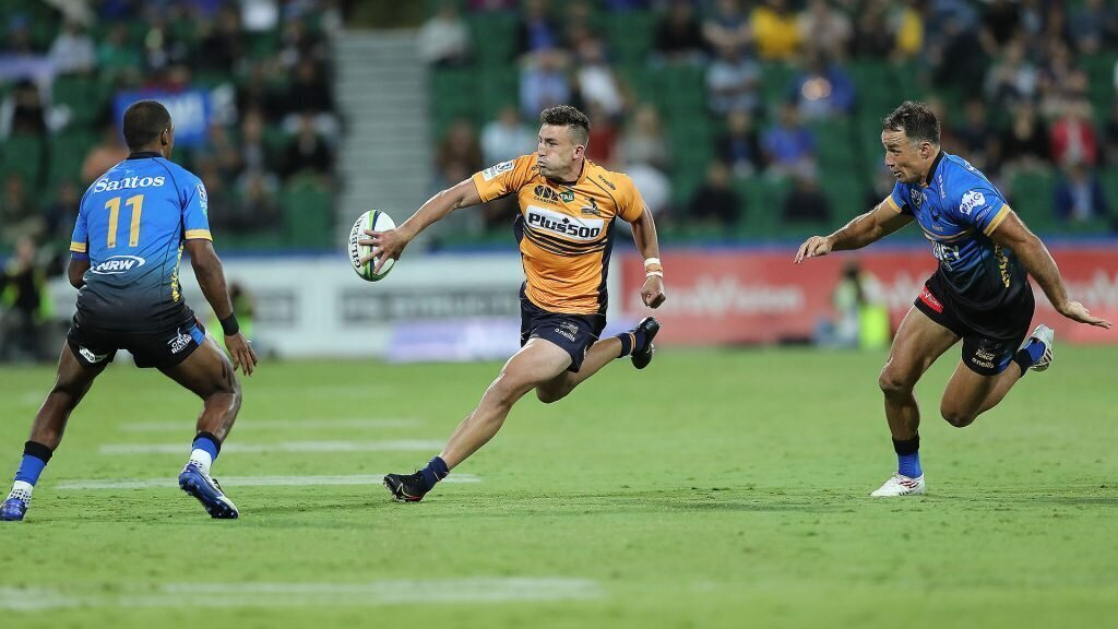 Brumbies off to a flyer Down Under