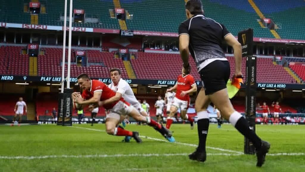 Wales claim Triple Crown and knock England out