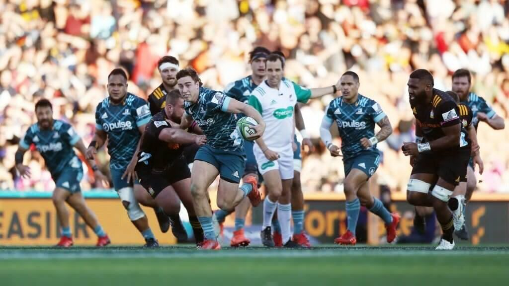 Super Rugby speedster signs for Pro14 club