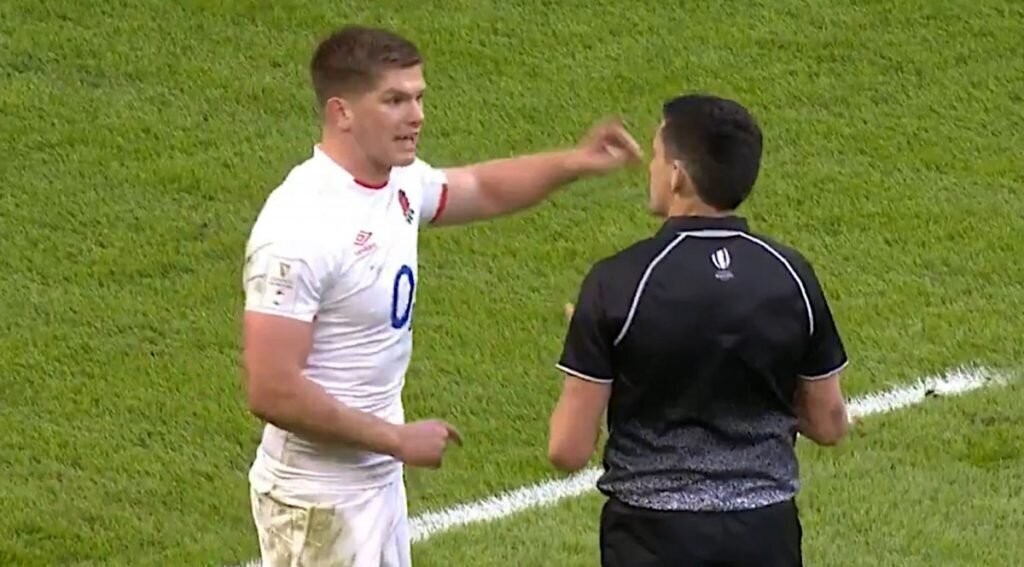 French referee admits blunders during Wales v England