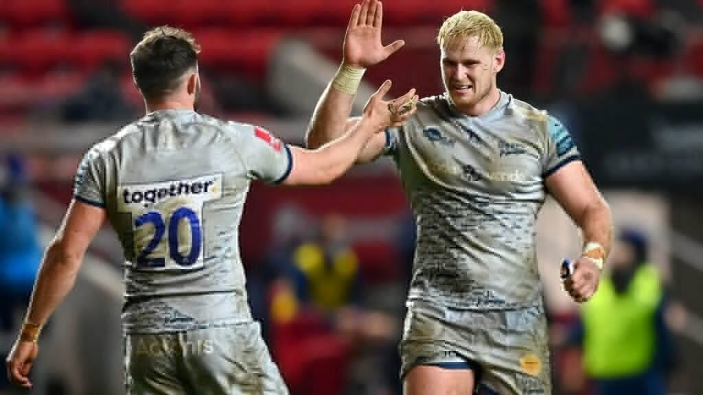 Sale down Bristol to move up to second