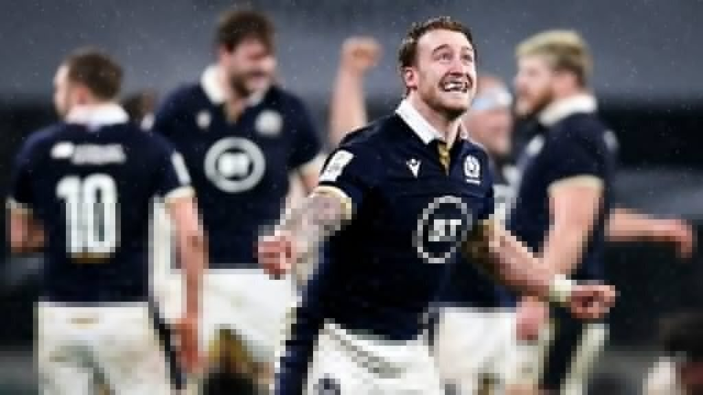 Praise for the 'outstanding' Scotland side