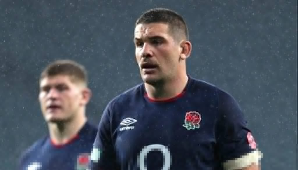 England lock to miss Euro Challenge Cup trip to Italy