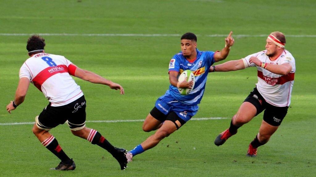 Van Reenen helps Stormers crush Lions in Cape Town
