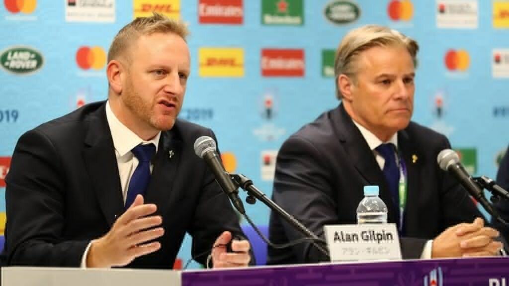 World Rugby has a new chief