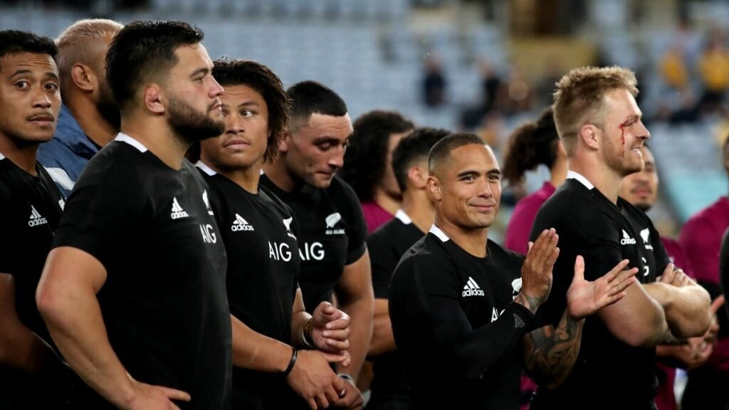 VIDEO: All Blacks keep their 'vital cog'